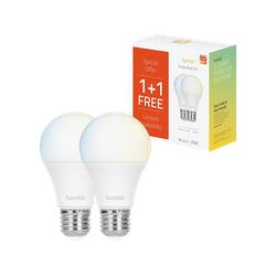 HOMBLI HBPP-0101 SMART GLÜHBIRNE CCT 1+1 GRATIS LED Glühbirne Weiß