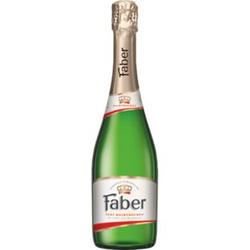 Faber Sekt halbtrocken 11,0 % vol 0,75 Liter