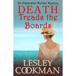 Death Treads the Boards: eBook von Lesley Cookman