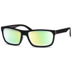 MAUI Sports Sonnenbrille 6017 schwarz, rot Sonnenbrille