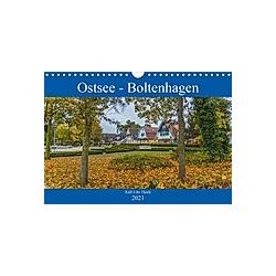 Ostsee - Boltenhagen (Wandkalender 2021 DIN A4 quer)