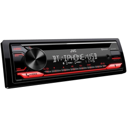JVC Audio-System (JVC KD-T812BT, Bluetooth, Alexa, Spotify, MP3, USB, Android, CD Autoradio)