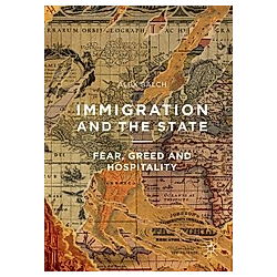 Immigration and the State. Alex Balch  - Buch