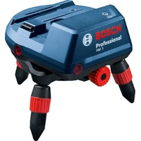 Bosch Professional 0601092800 RM 3 Motorgetriebene Halterung mit Bluetooth für GCL 2-50 C/CG inkl. Akkus (RM 3 + RC 2 + Batterien + BM 3 Clip + Adapte