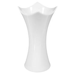 Königlich Tettau Jade weiß Vase h: 27 cm Jade weiß 4003106339728