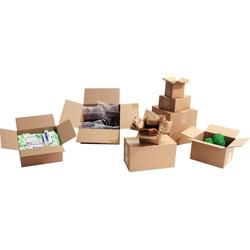 TransPak Karton 1-wellig,VE25, 500x400x400 mm, Q.1.3