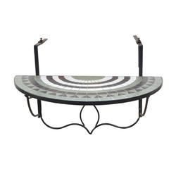moebel-direkt-online Balkonhängetisch Bodo (1-St), aus Metall grün