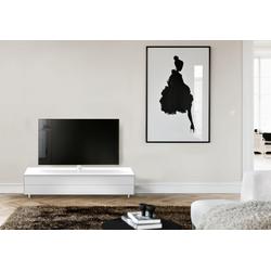 SPECTRAL Lowboard SCS, wahlweise mit TV-Halterung, Breite 165 cm