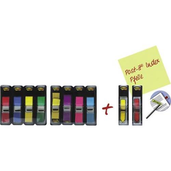 Index Promotion Pack Index-Mini in 8 Farben + Index-Pfeile in rot