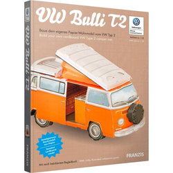 Franzis Verlag VW Bulli T2 978-3-645-60589-2