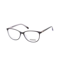 Fossil FOS 7050 1X2, inkl. Gläser, Cat Eye Brille, Damen