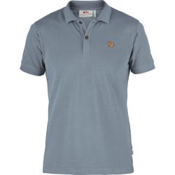 Fjällräven - Övik Polo Shirt M Clay Blue - Poloshirts - Größe: S