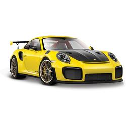 Maisto® Modellauto Porsche 911 GT2 RS, 1:24, Maßstab 1:24, Special Edition