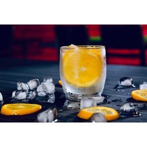YEM 6 x 320ml doppelwandige Thermo-Gläser, für Latte Macchiato, Cocktails, Desserts, Doppelwandgläser, Spirit