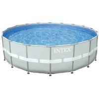 Intex Ultra Frame Set 549 x 132 cm inkl. Sandfilteranlage (28332)