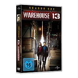 Warehouse 13 - Season 1 - DVD  Filme
