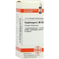 LM STAPHISAGRIA XII