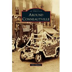 Around Conneautville als Buch von Tyler Mattera