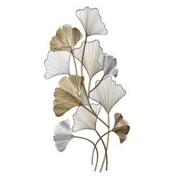 Wanddeko Ginkgo-Blätter