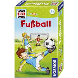 Kosmos 711207 Was ist Was Junior Fussball