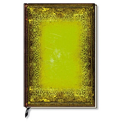 Smaragd Book Premium  Notizbuch - Buch