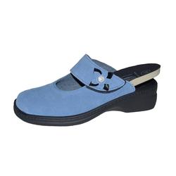 algemare Algemare Damen Clogs 5948-8681 blau Clog