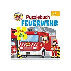 Puzzlebuch Feuerwehr - Buch