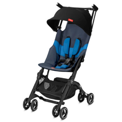 gb GOLD Buggy Pockit+ All Terrain - Night Blue, navy blue