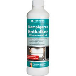 HOTREGA® Dampfgarerentkalker, Kalklöser für hochwertige Dampfgargeräte und Verdampfer, 500 ml - Flasche