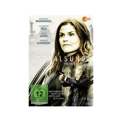 Stralsund - Teil 13-16 DVD