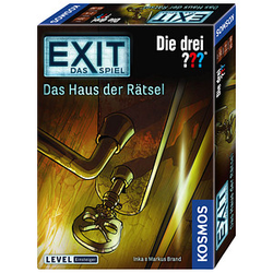 KOSMOS EXIT - Das Spiel: Das Haus der Rätsel Escape-Room Spiel