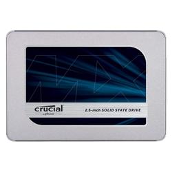 Crucial MX500 SSD 1TB 2,5 Zoll int. Festplatte SSD-Festplatte