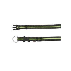 TRIXIE Fusion Halsband L - XL  40–65 cm /25 mm grün