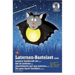 Laternen-Bastelset 13 'Fledermaus'