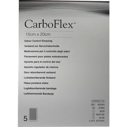 CARBOFLEX 15x20 cm Verband 5 St.
