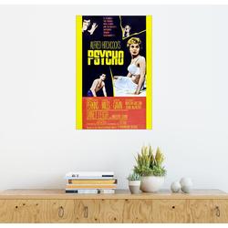 Posterlounge Wandbild, Psycho 60 cm x 90 cm