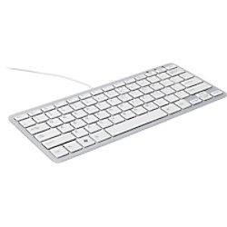 R-Go Tools Tastatur Verkabelt Kompakt-Tastatur Azerty AZERTY BE