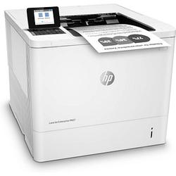 HP LaserJet Enterprise M607n Laserdrucker weiß