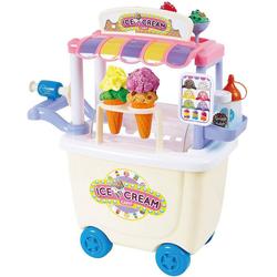 Playgo Knete Knetset Eiswagen