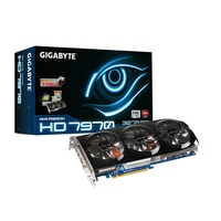 Gigabyte Radeon HD 7970, 3GB GDDR5, 1050MHz (GV-R797TO-3GD)