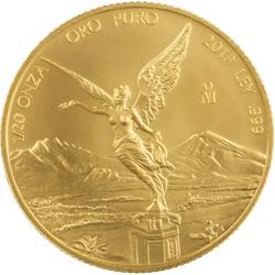 1/20 Unze Gold Mexiko Libertad diverse Jahrgänge