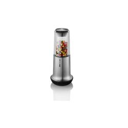 GEFU Salz- Pfeffermühle X-Plosion L in Edelstahl, 18,5 cm