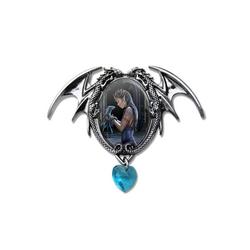 Adelia´s Amulett Cabochon Talisman, Water Dragon Cabochon