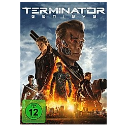 Terminator: Genisys - DVD  Filme
