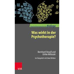 Was wirkt in der Psychotherapie?: Buch von Bernhard Strauß/ Ulrike Willutzki