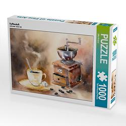 Kaffeeduft Lege-Größe 64 x 48 cm Foto-Puzzle Bild von Jitka Krause Puzzle