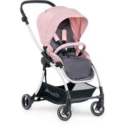 Hauck Sport-Kinderwagen Eagle 4S, pink/grey, mit Tragegurt rosa Kinder Sportkinderwagen Kinderwagen Buggies