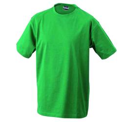 Basic T-Shirt S - 3XL | James & Nicholson irish-green XL