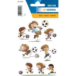 Sticker Dekor Fußballfreunde VE=3 Blatt