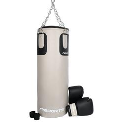MSports® Hantelbank Boxset Professional - Erwachsene -